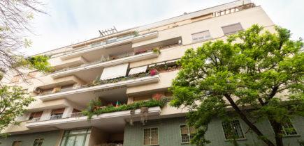 Trieste – Nomentano Via del Giuba
